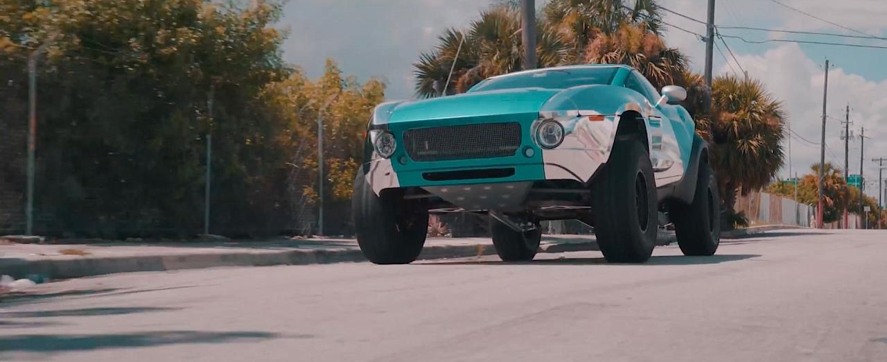 Rally Fighter : Rambo a sorti le costard ! 7