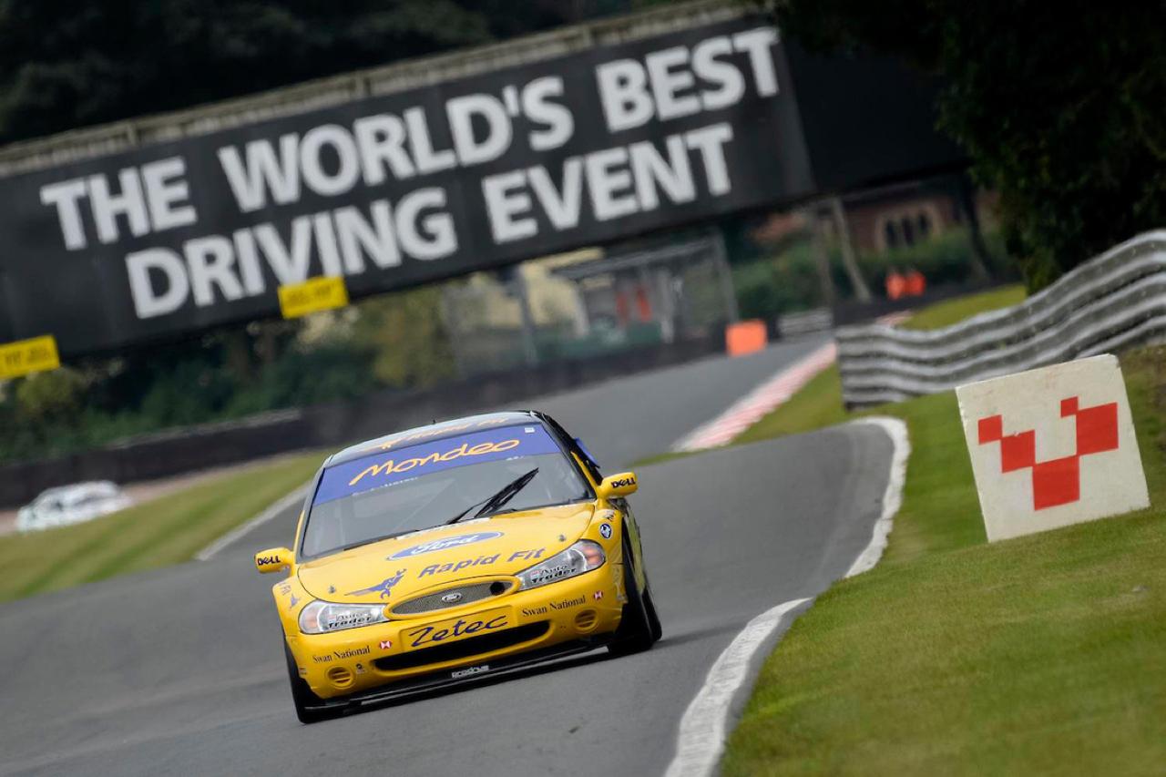 Gold Cup STCC à Oulton Park... En fait on sort les légendes du Touring Car ! 7