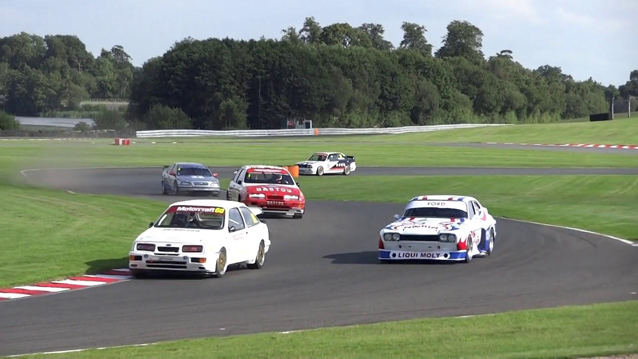 Gold Cup STCC à Oulton Park... En fait on sort les légendes du Touring Car ! 9