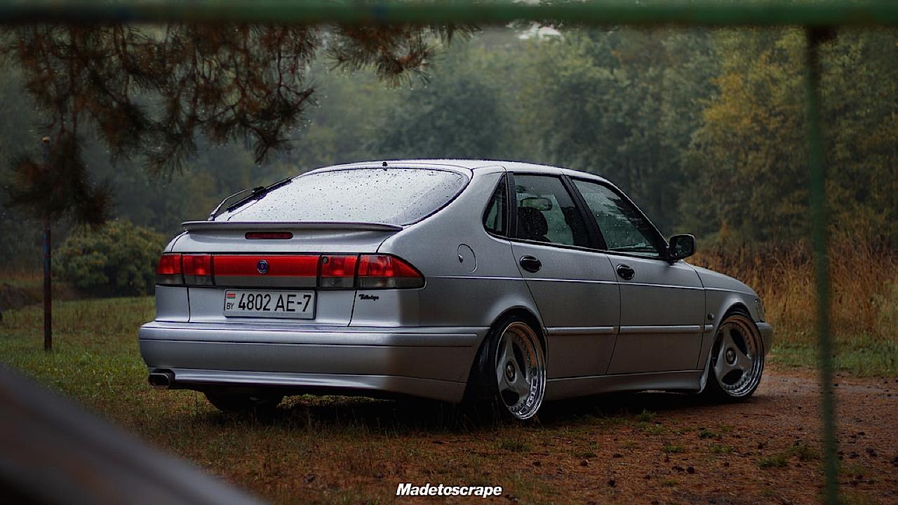 Saab 900 Talladega... Talladegaine ! 7