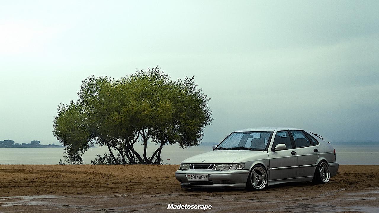 Saab 900 Talladega... Talladegaine ! 8