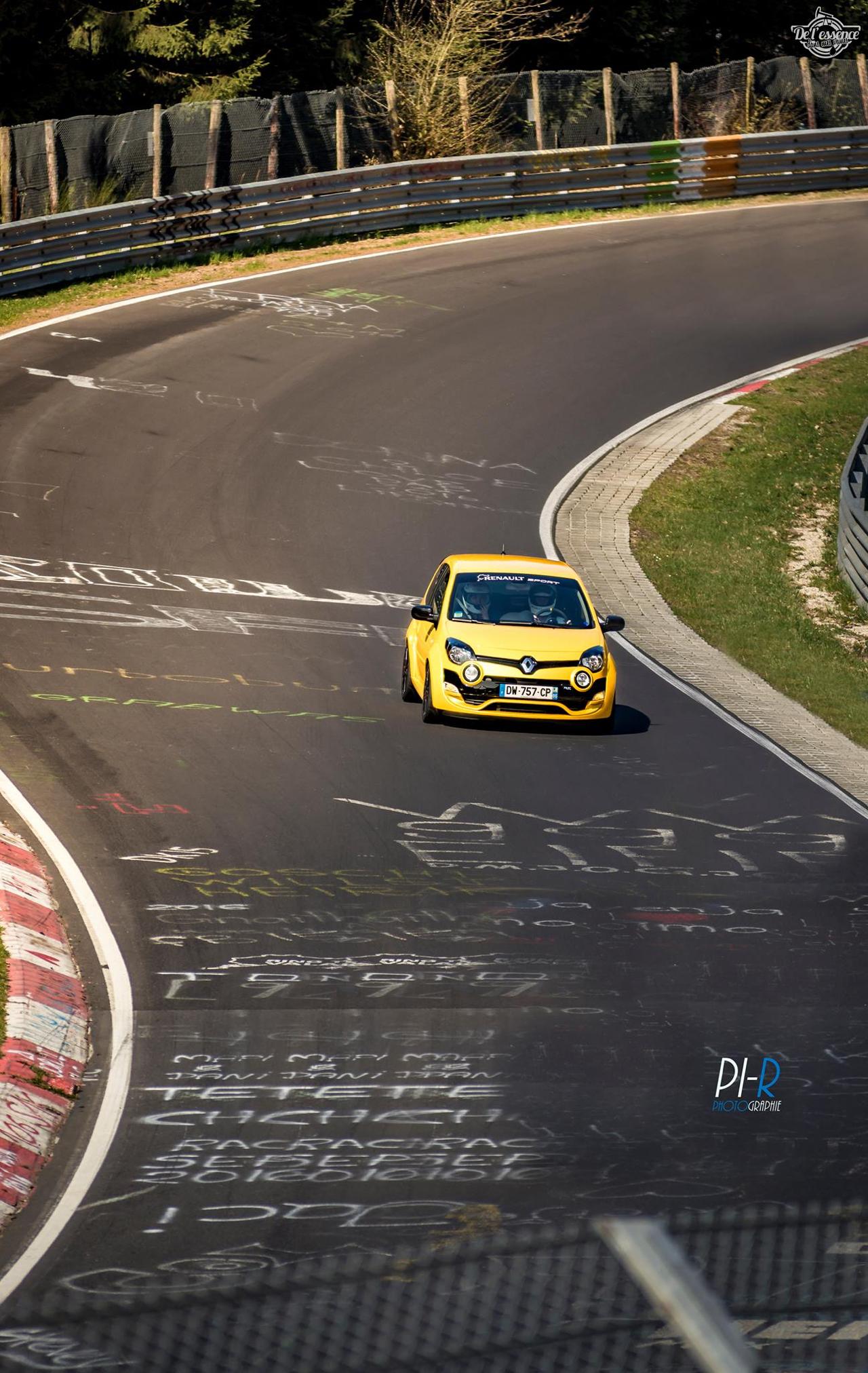 Renault Twingo RS : La teigneuse a les nerfs...! 13