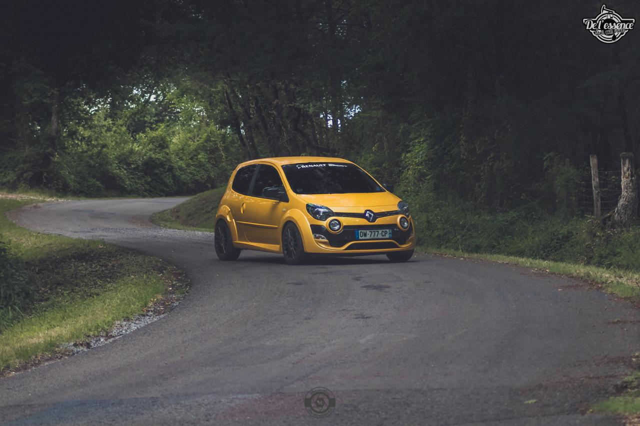 Renault Twingo RS : La teigneuse a les nerfs...! 3