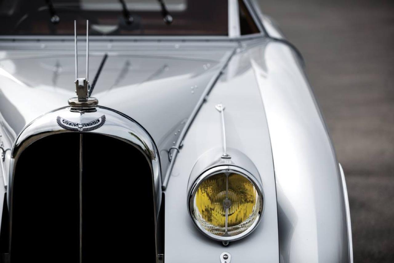 Voisin C28 Aérosport - Enrichissez votre culture auto... 40