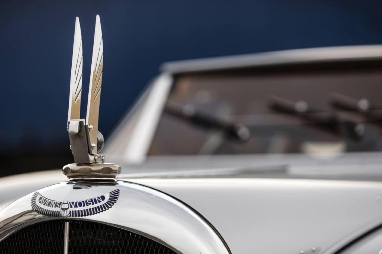 Voisin C28 Aérosport - Enrichissez votre culture auto... 41