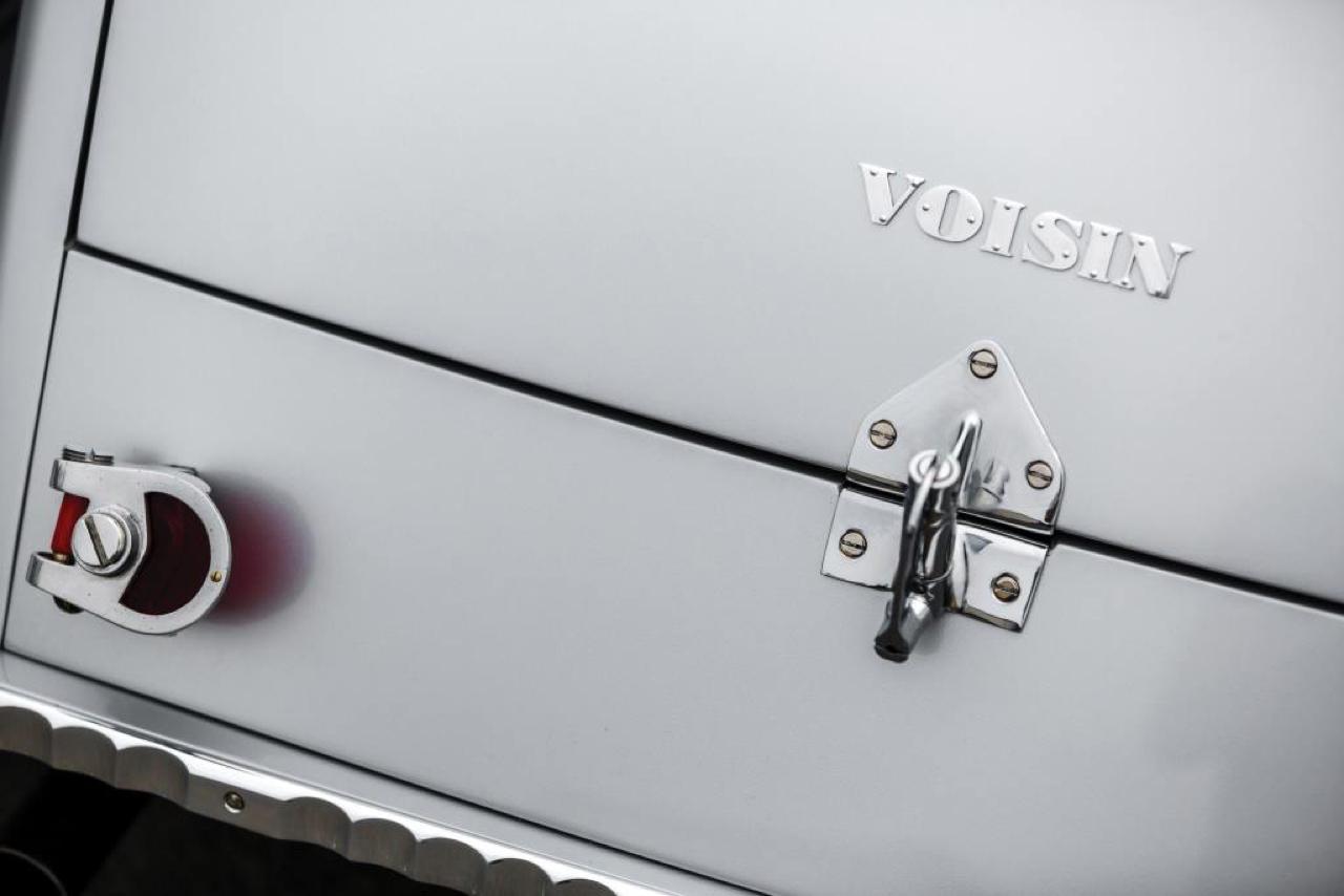 Voisin C28 Aérosport - Enrichissez votre culture auto... 44