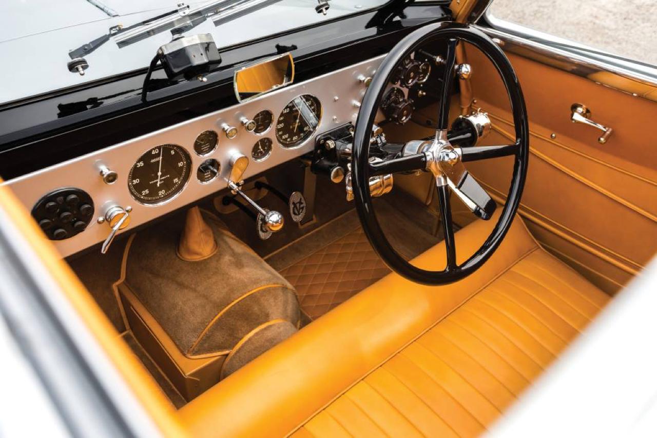 Voisin C28 Aérosport - Enrichissez votre culture auto... 52