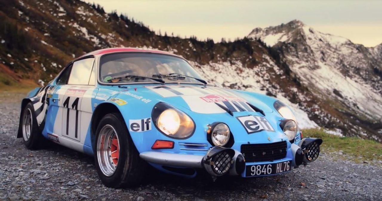 Alpine A110 Gr.4 - Passé... Présent ! 5