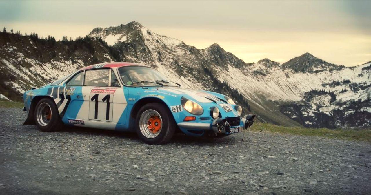 Alpine A110 Gr.4 - Passé... Présent ! 8