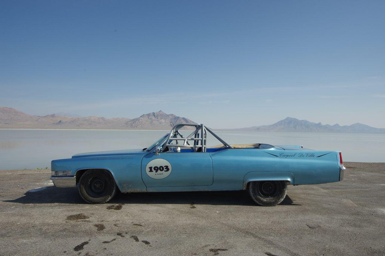 69' Cadillac DeVille - Besoin de fraîcheur ? Avec Jay Leno ! 3