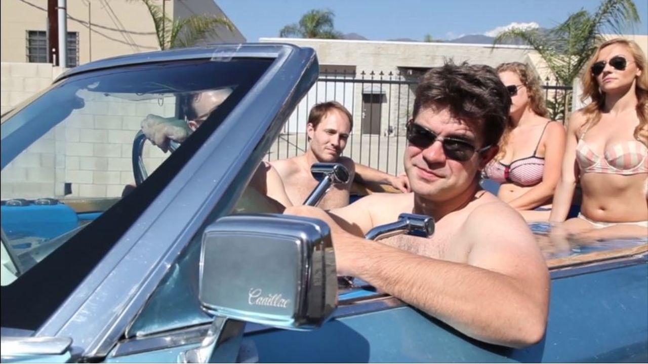 69' Cadillac DeVille - Besoin de fraîcheur ? Avec Jay Leno ! 28