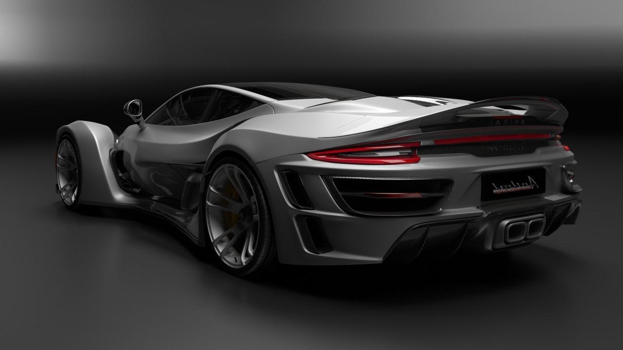 Anibal Icon : Une Porsche 911 de boucher ! 9