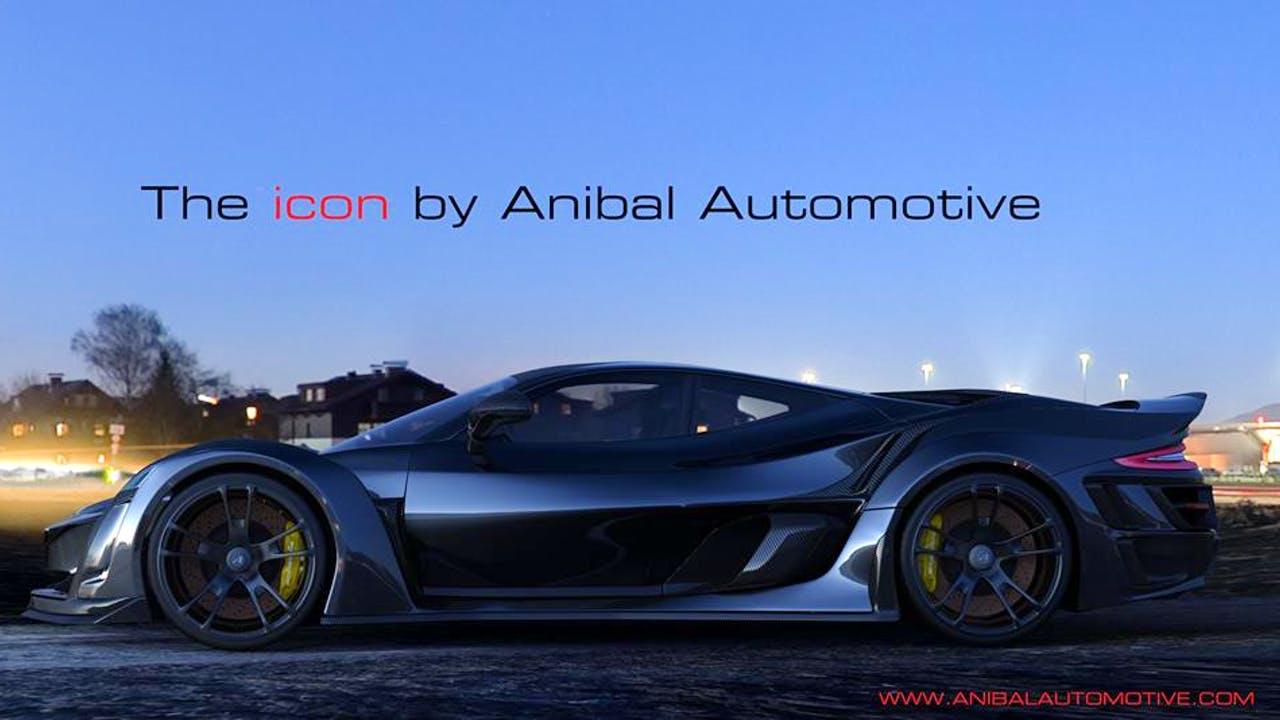 Anibal Icon : Une Porsche 911 de boucher ! 5