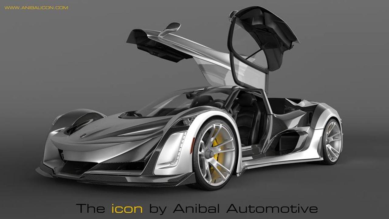 Anibal Icon : Une Porsche 911 de boucher ! 3