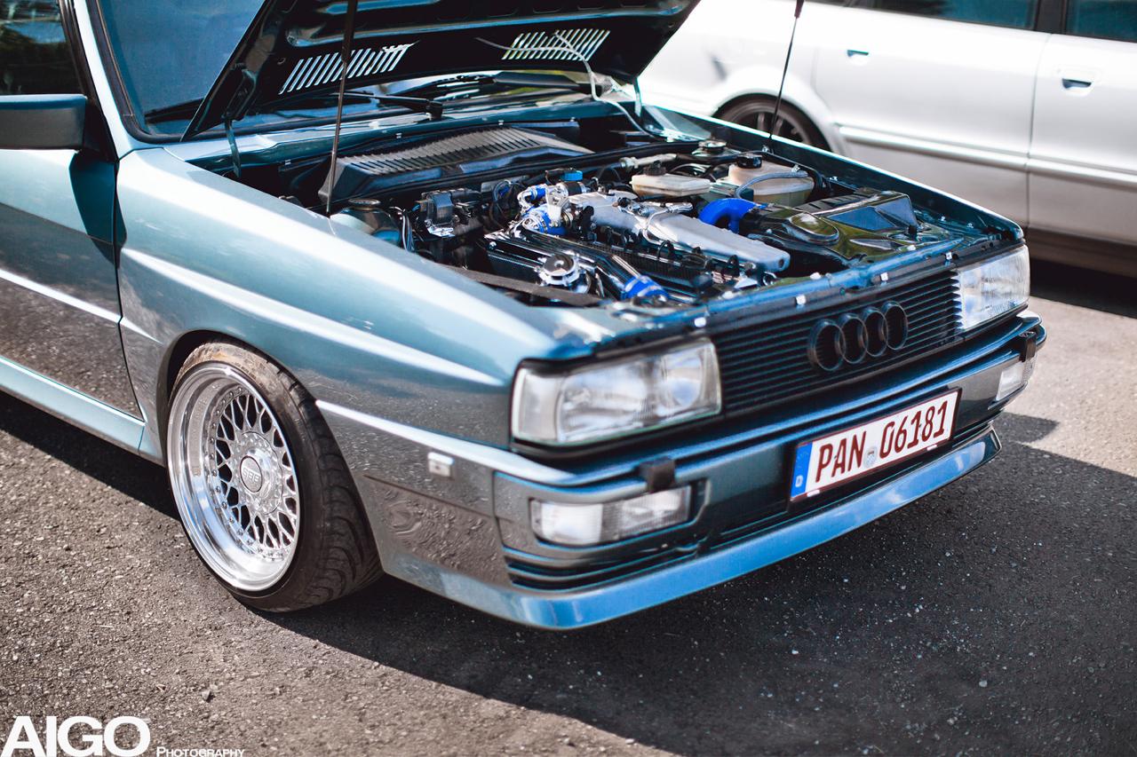 Audi Ur Quattro - 20v turbo by MTM ! 37