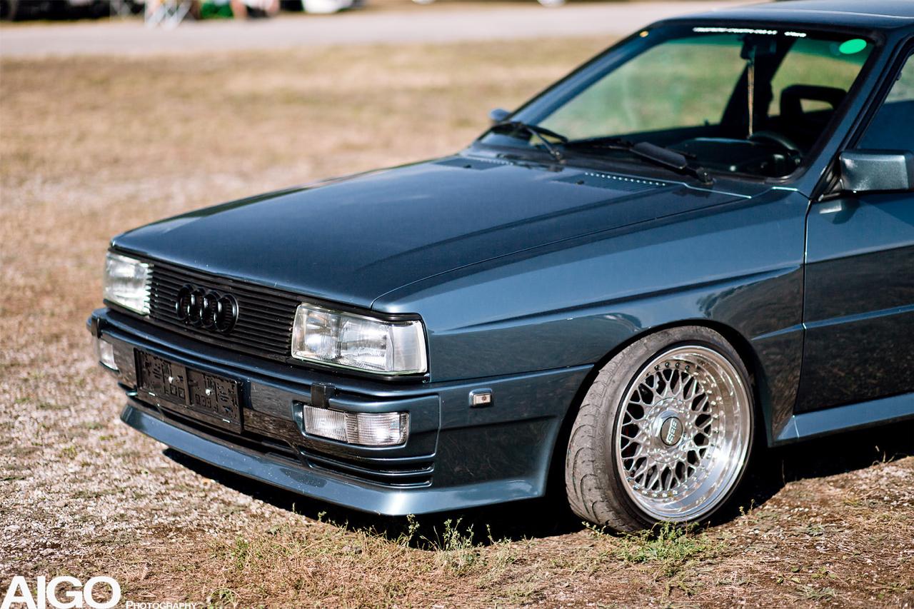 Audi Ur Quattro - 20v turbo by MTM ! 33
