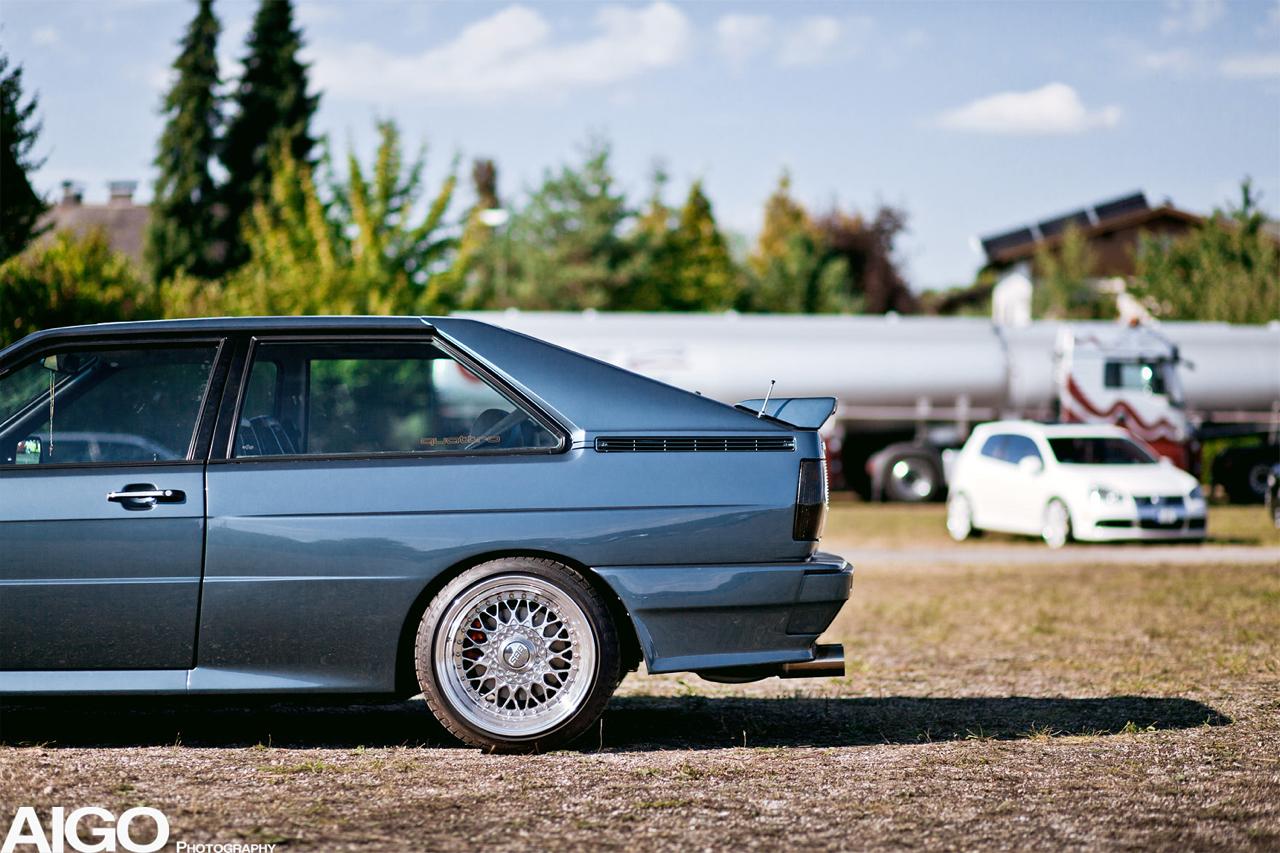 Audi Ur Quattro - 20v turbo by MTM ! 39