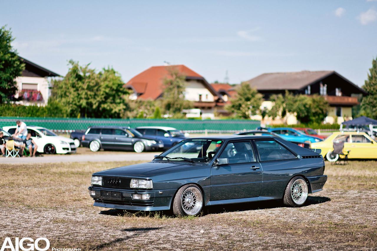 Audi Ur Quattro - 20v turbo by MTM ! 41