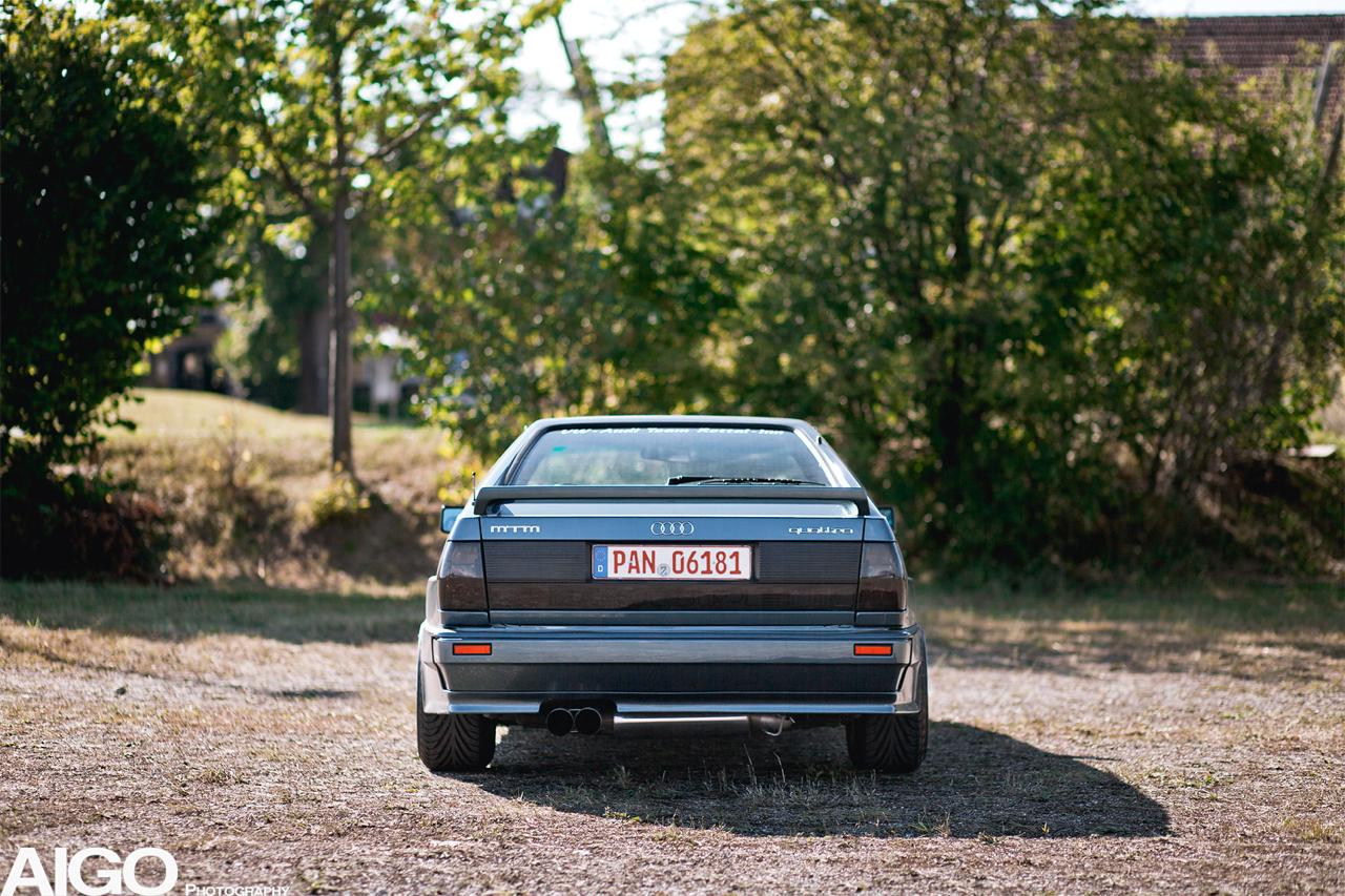 Audi Ur Quattro - 20v turbo by MTM ! 46