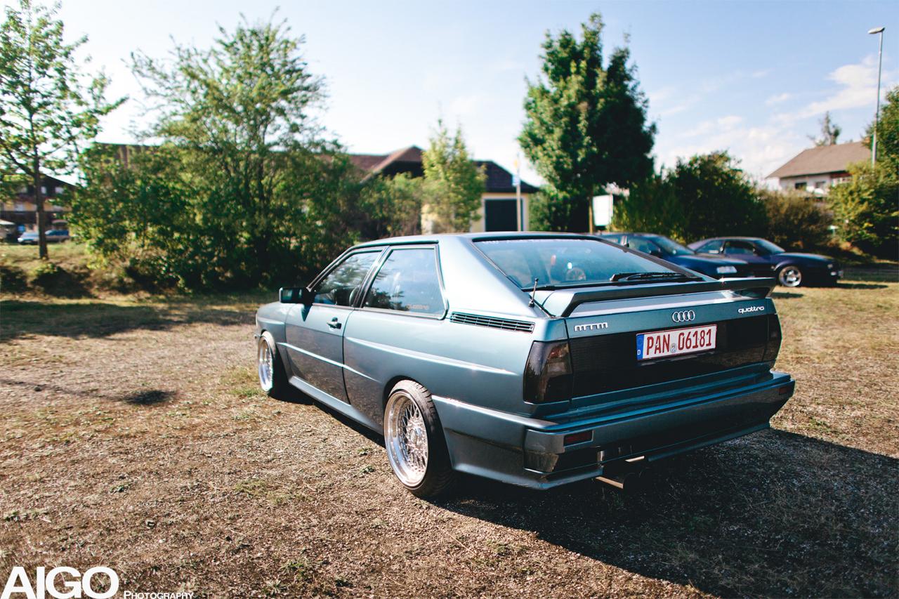 Audi Ur Quattro - 20v turbo by MTM ! 47