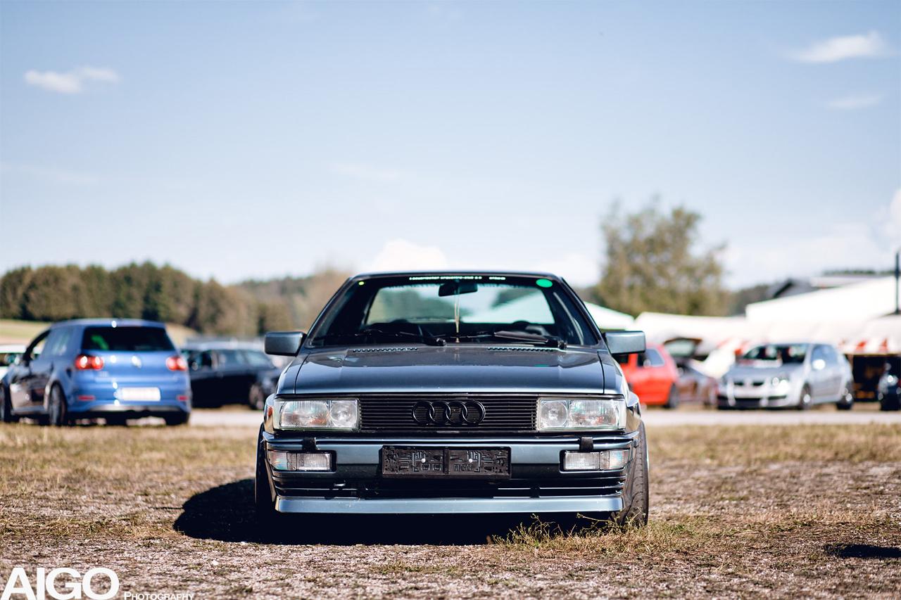 Audi Ur Quattro - 20v turbo by MTM ! 48