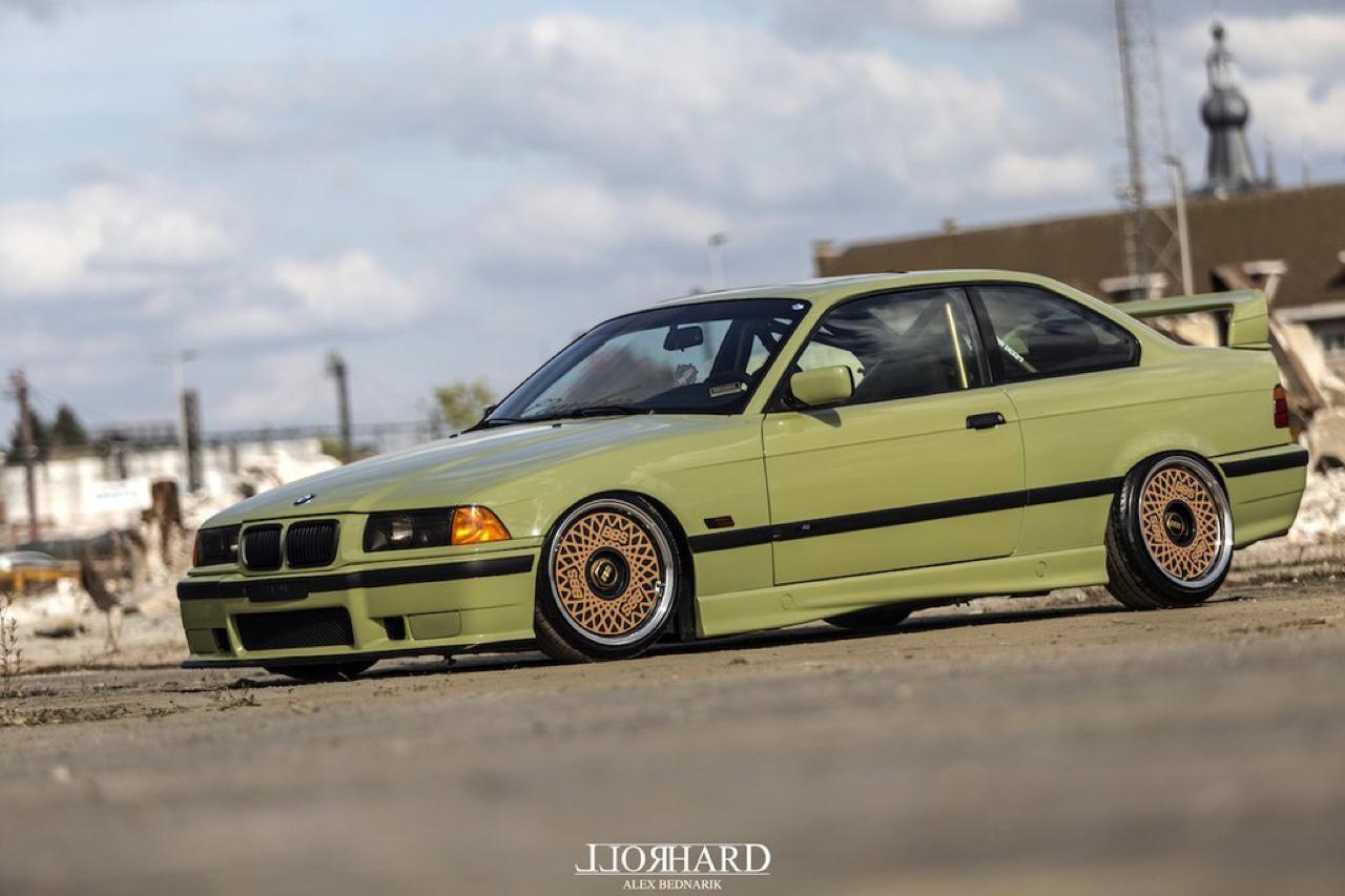 BMW 320i E36... Originale ! 1