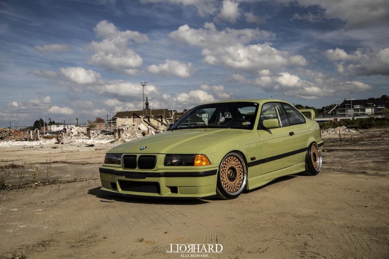 BMW 320i E36... Originale ! 5