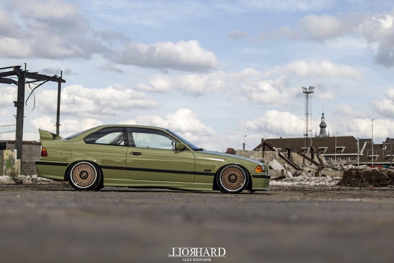 BMW 320i E36... Originale ! 7