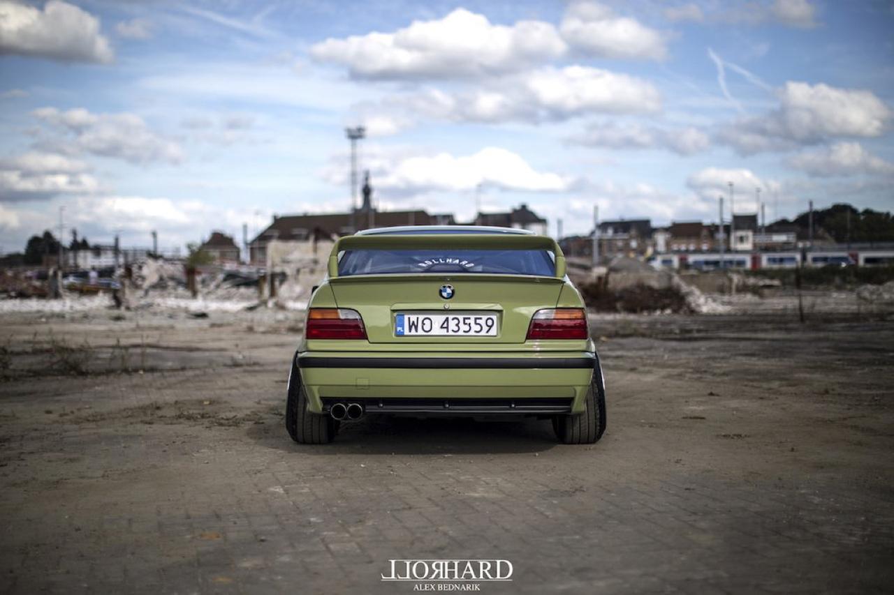 BMW 320i E36... Originale ! 8