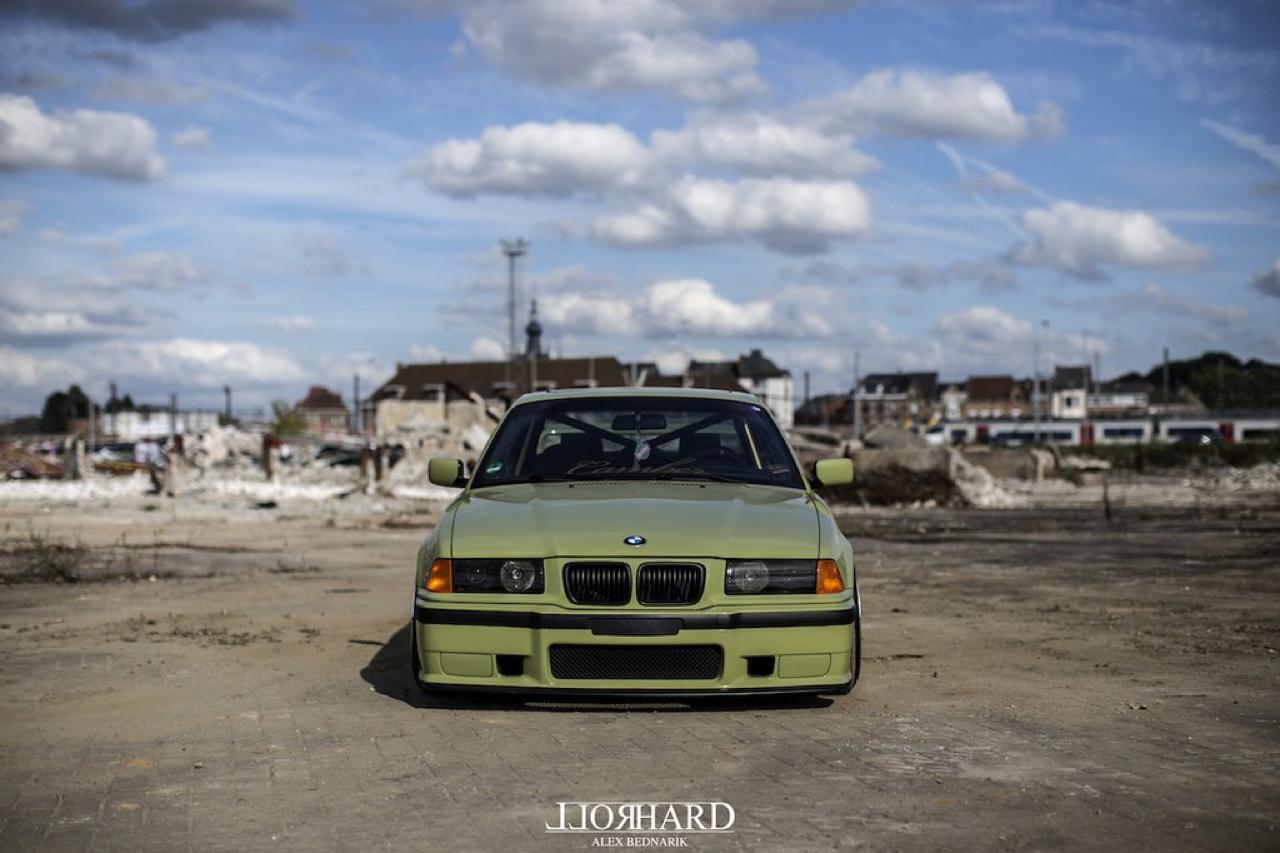 BMW 320i E36... Originale ! 3