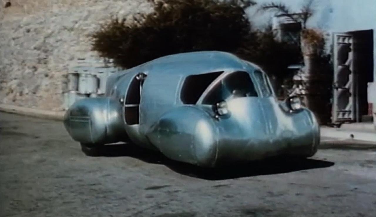 """""""Cars of the Future"""" - Les délires de l'An 2000 1"""