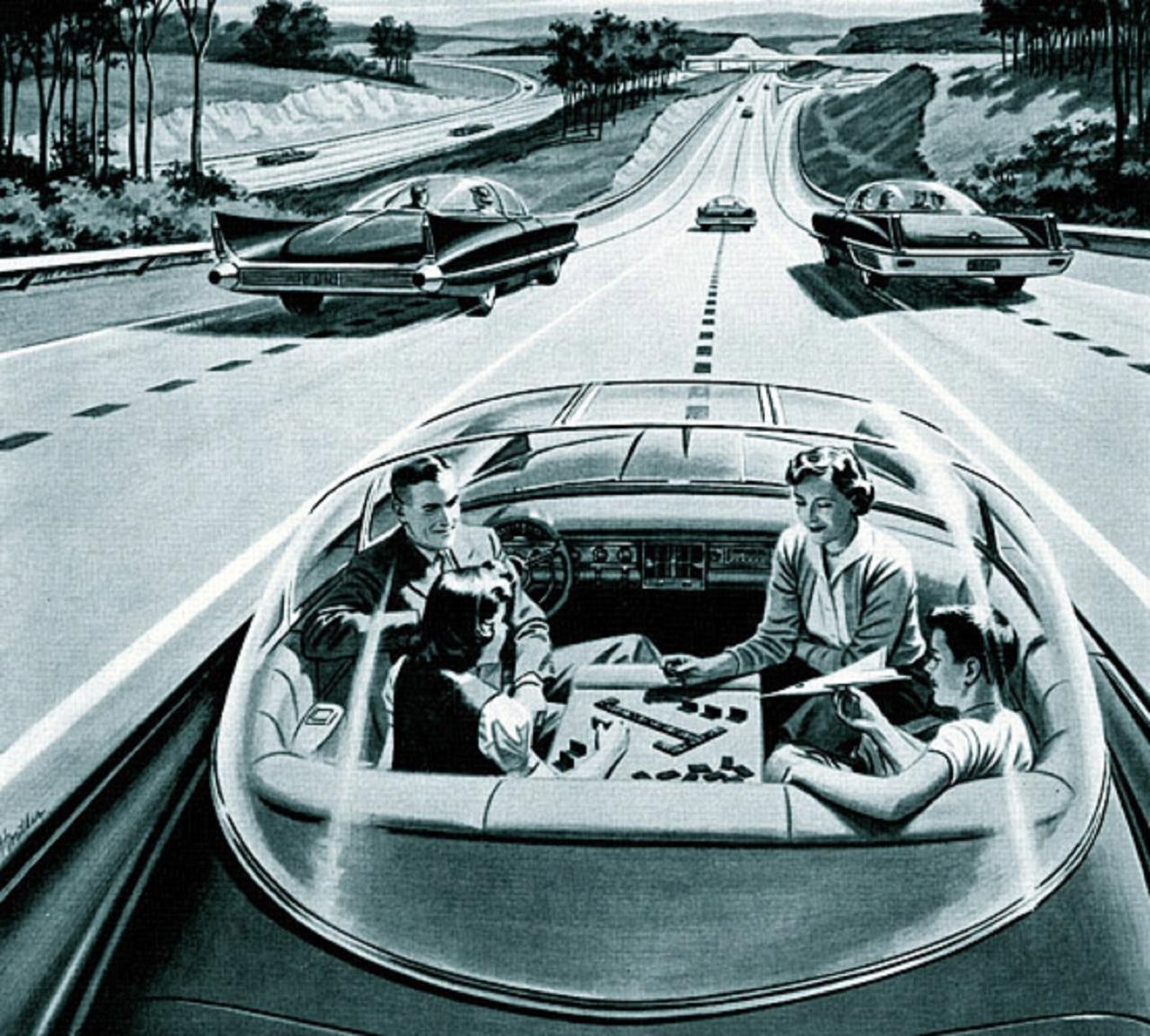 """""""Cars of the Future"""" - Les délires de l'An 2000 8"""