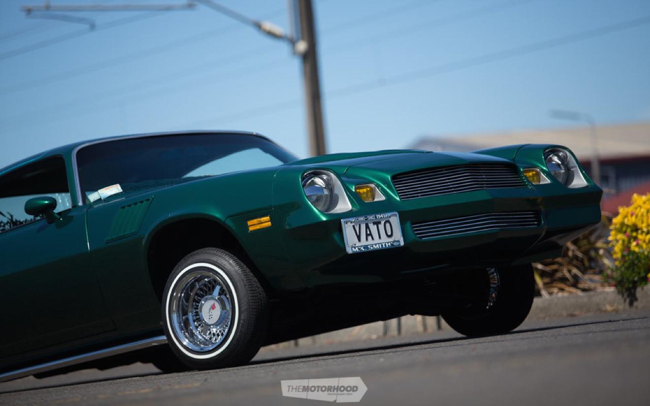 '78 Camaro - En mode Lowrider 2