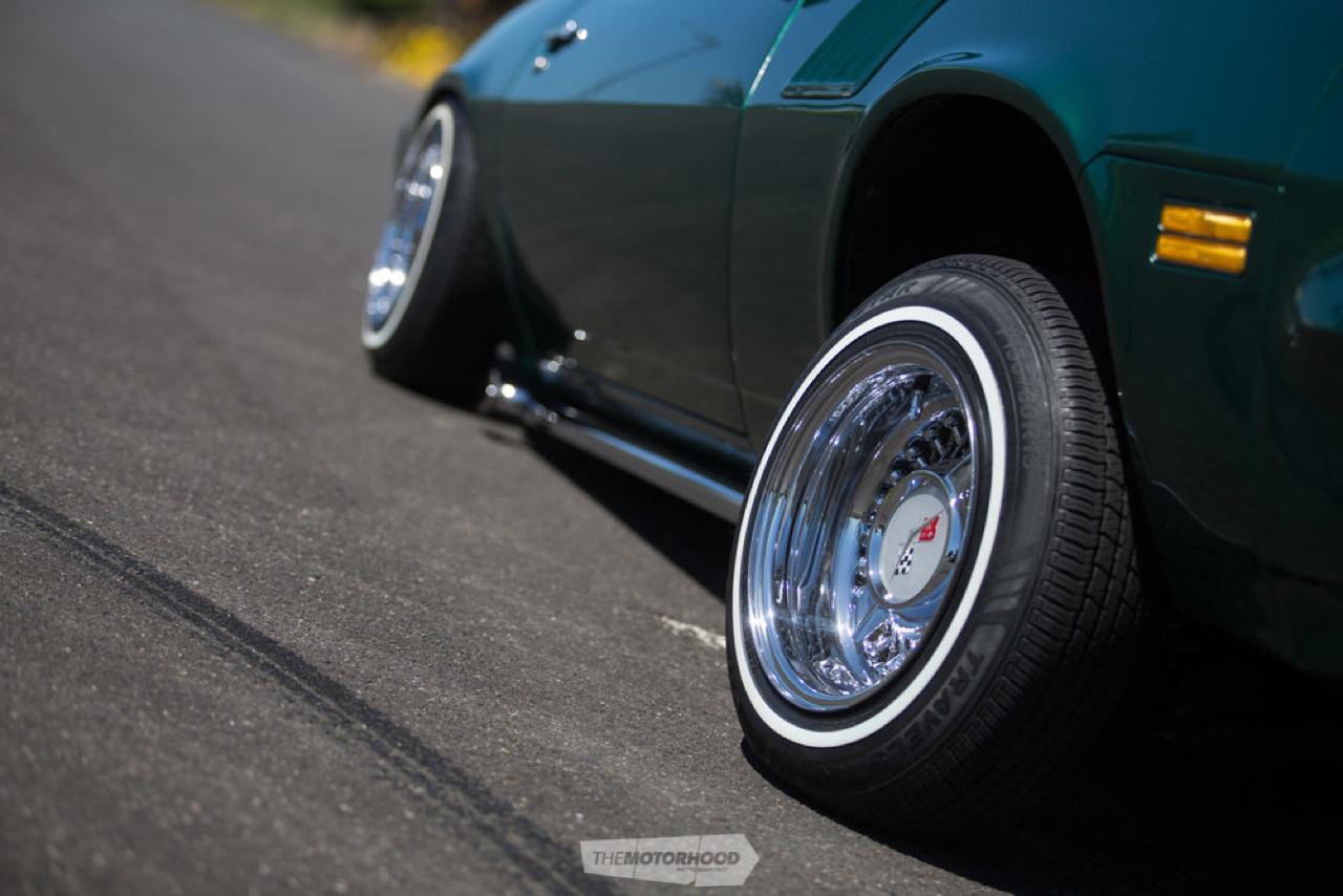 '78 Camaro - En mode Lowrider 3
