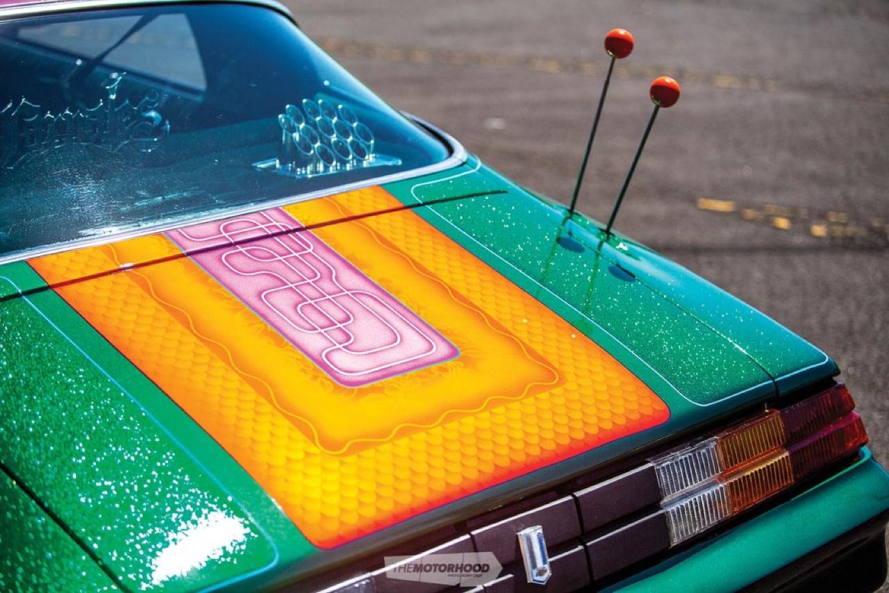 '78 Camaro - En mode Lowrider 4
