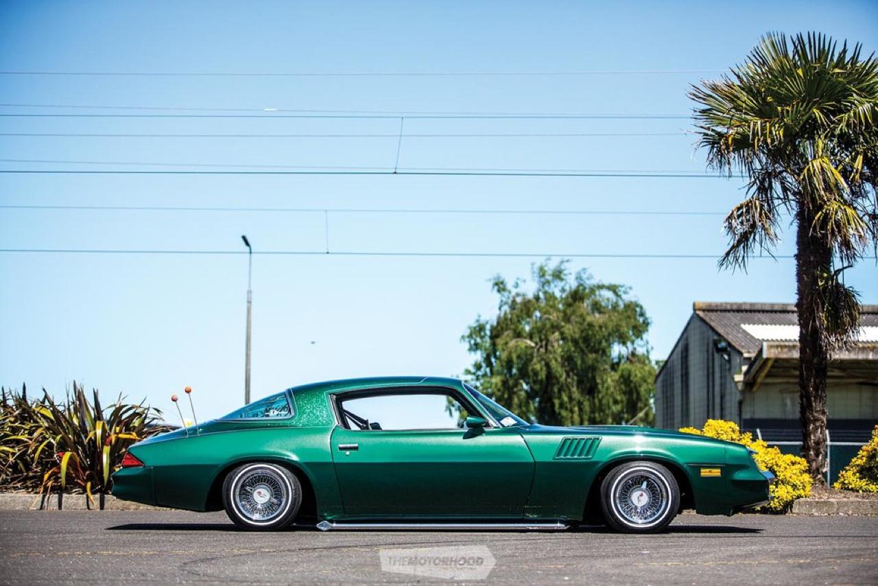'78 Camaro - En mode Lowrider 5