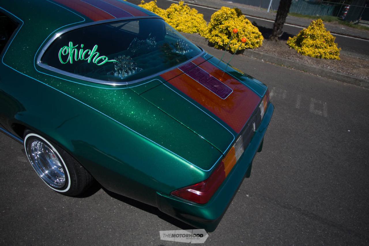 '78 Camaro - En mode Lowrider 8