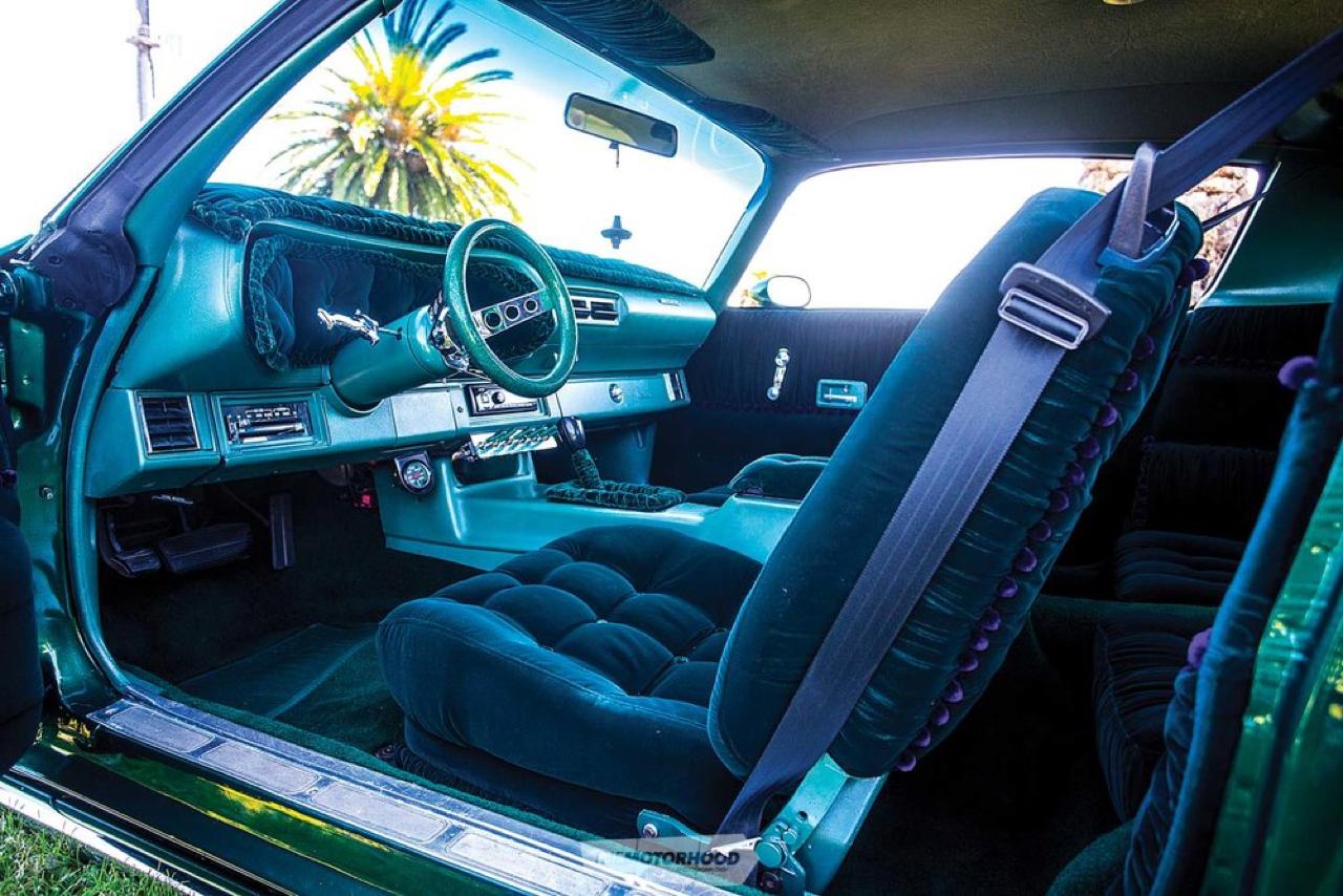 '78 Camaro - En mode Lowrider 10