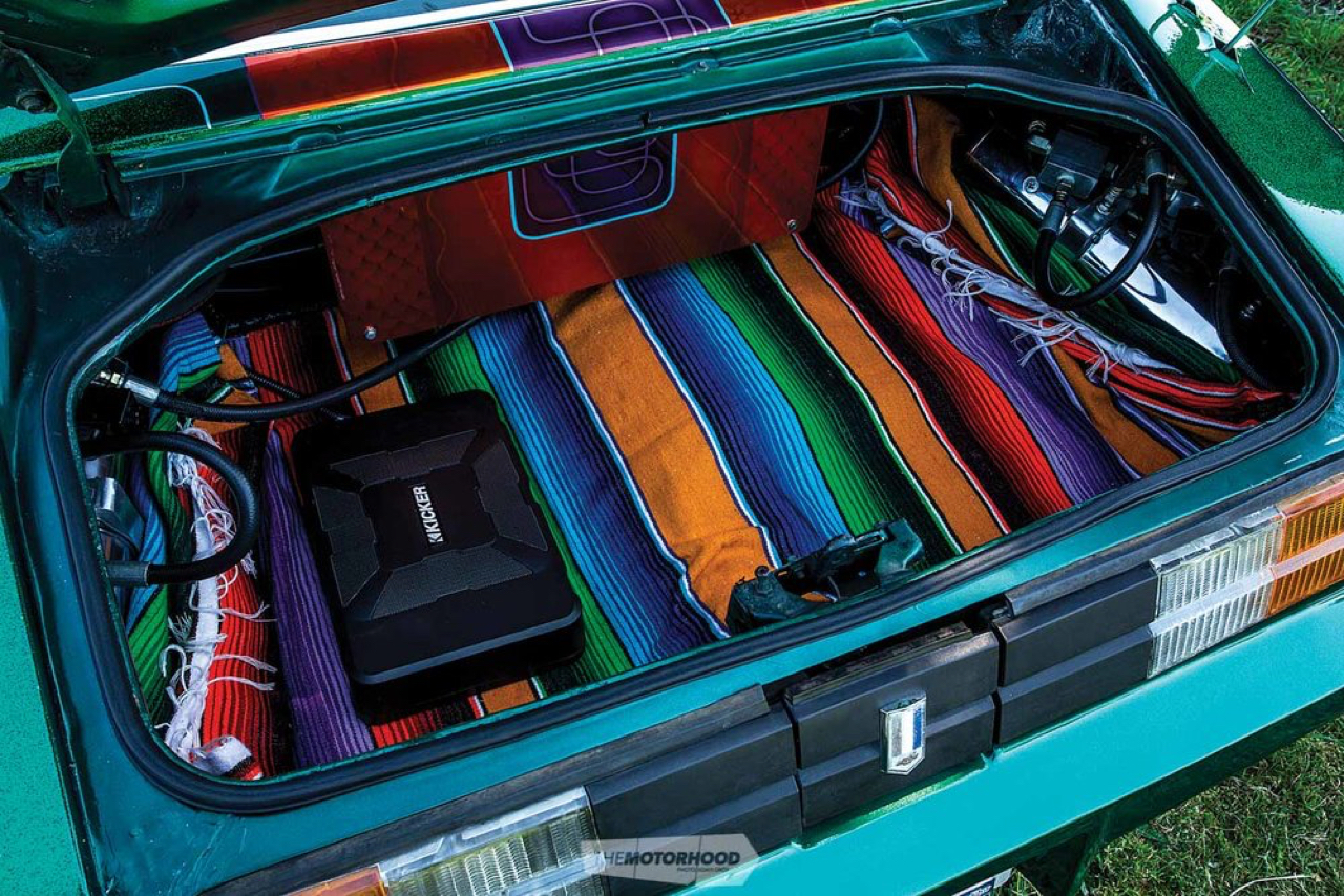 '78 Camaro - En mode Lowrider 11