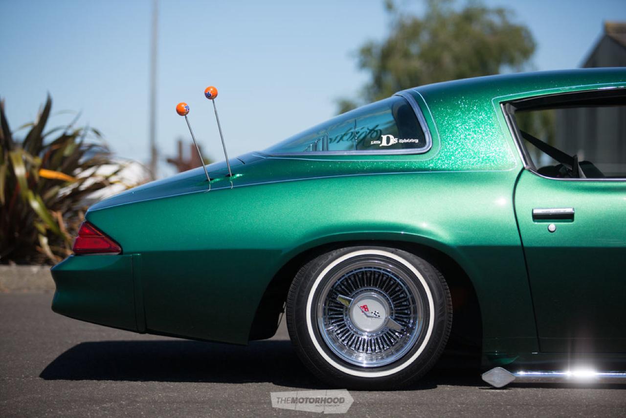'78 Camaro - En mode Lowrider 13