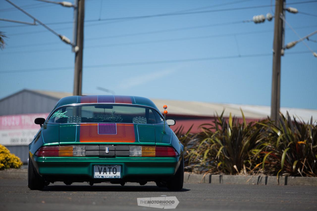 '78 Camaro - En mode Lowrider 14