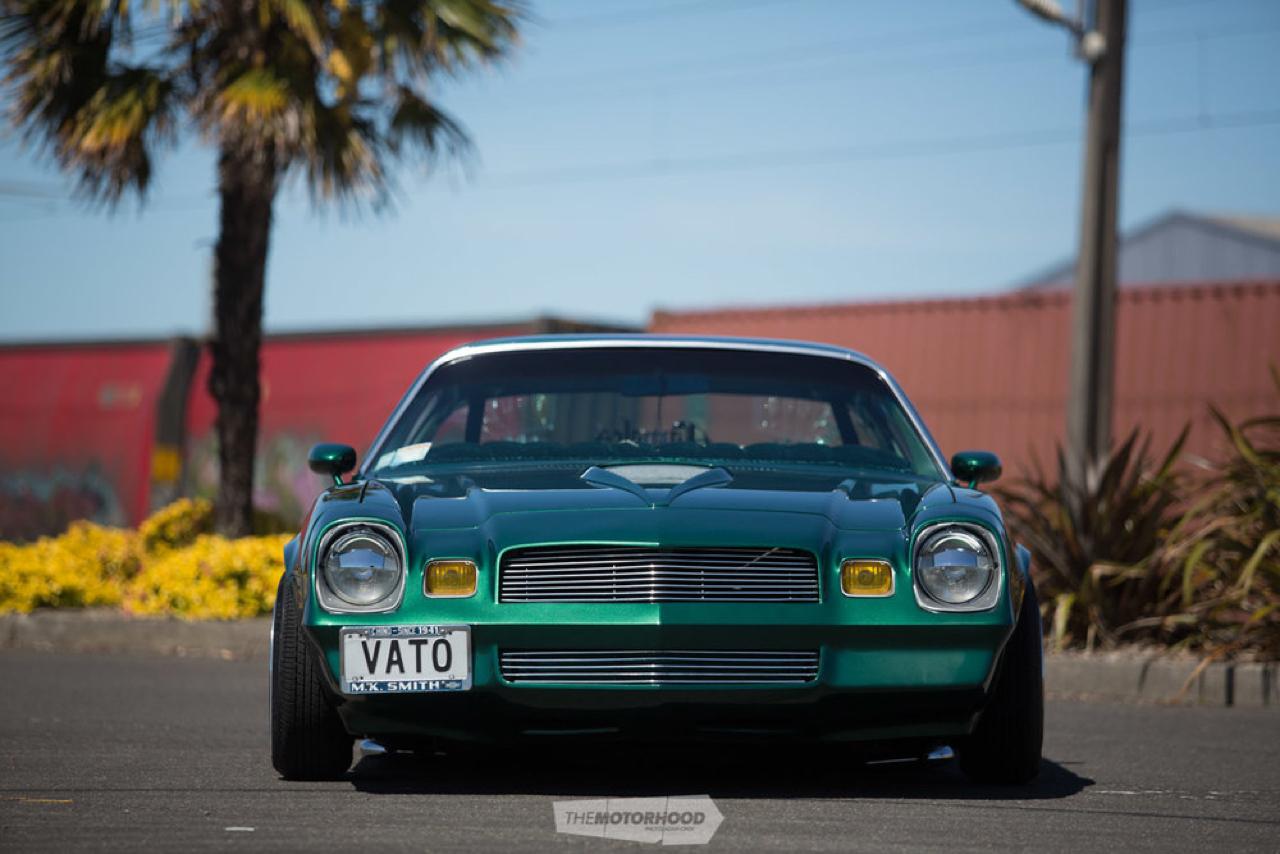 '78 Camaro - En mode Lowrider 1