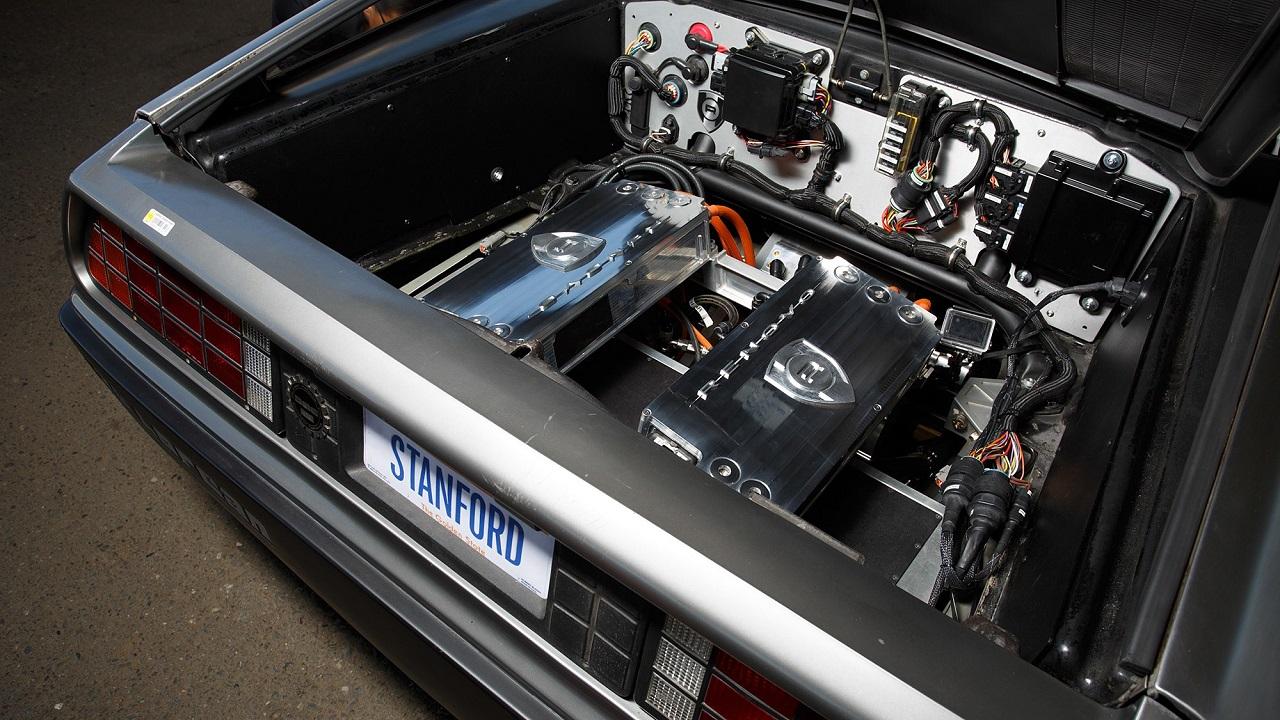 Electric DeLorean - Le futur du passé ! 11