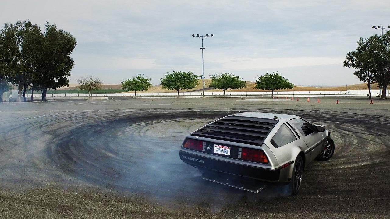 Electric DeLorean - Le futur du passé ! 12