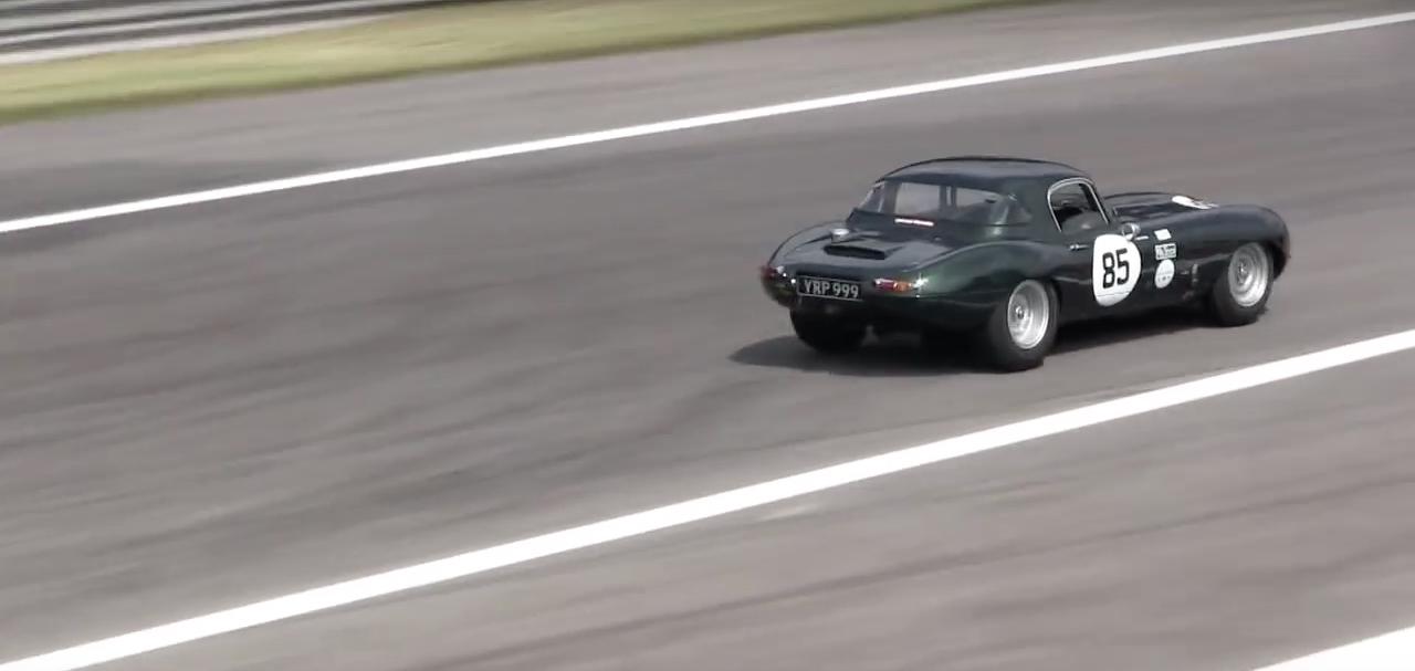 Jaguar Type E Lightweight : Le félin sort ses griffes ! 12