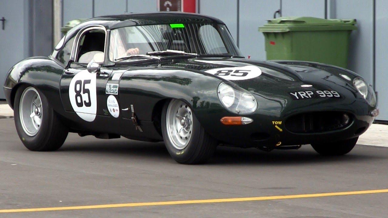 Jaguar Type E Lightweight : Le félin sort ses griffes ! 11