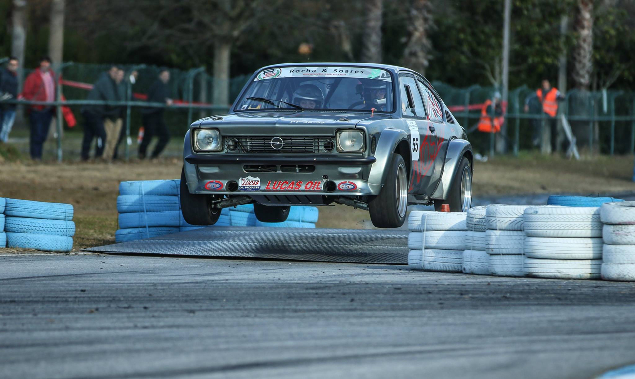 Opel Kadett GTE... Turbo ! La Salsa du démon. 22