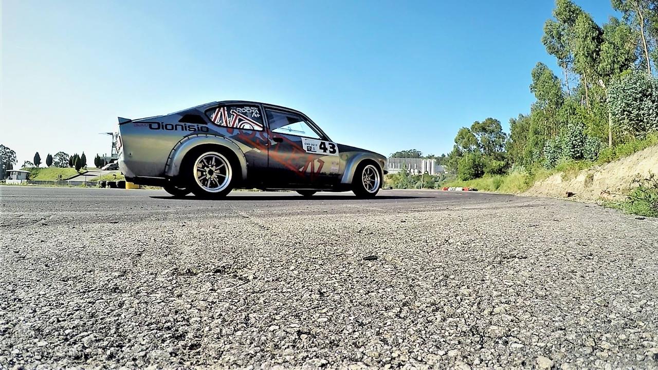 Opel Kadett GTE... Turbo ! La Salsa du démon. 21