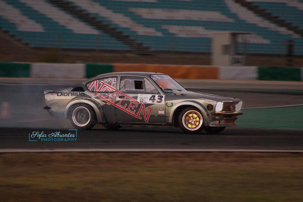 Opel Kadett GTE... Turbo ! La Salsa du démon. 20