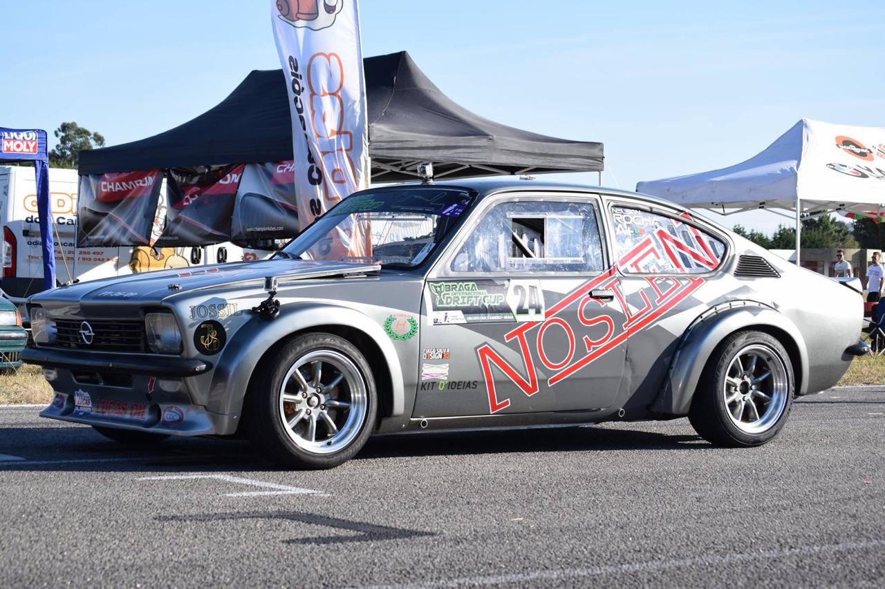 Opel Kadett GTE... Turbo ! La Salsa du démon. 15